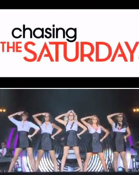 The Saturdays have released the trailer for their new fly-on-the-wall documentary