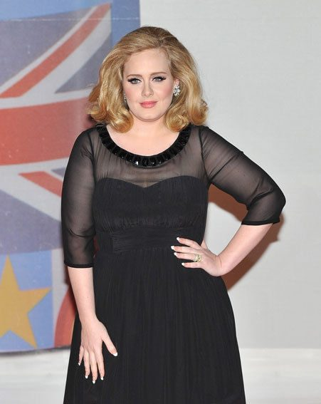Adele has been nominated for best British Single at this year's BRIT Awards