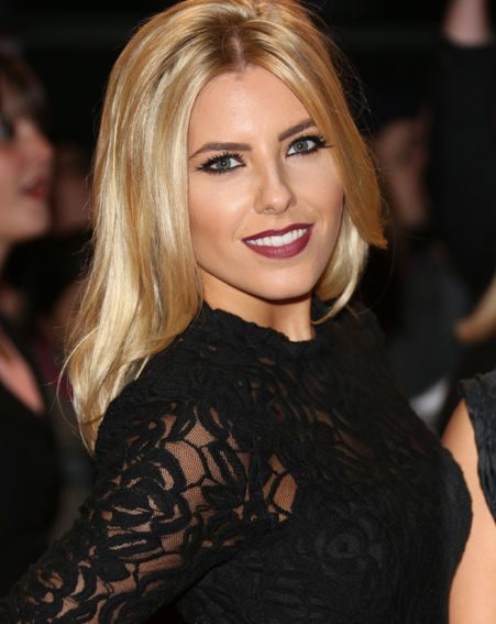 The Saturdays star Mollie King said she really missed her pet pooch Alfie while in the States