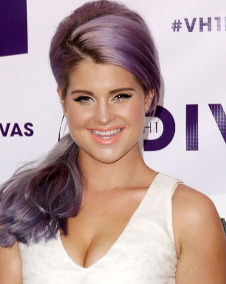The spat started after Lady Gaga's fans sent telly host Kelly Osbourne death threats on Twitter