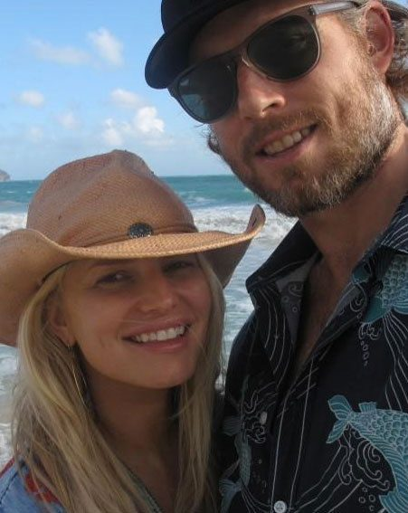 Jessica Simpson and Eric Johnson have been engaged for two years