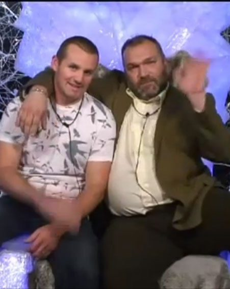Ryan Moloney and Razor Ruddock broke the Big Brother rules when they discussed nominations