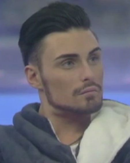 Rylan Clark opened up about his sexuality on Celebrity Big Brother last night