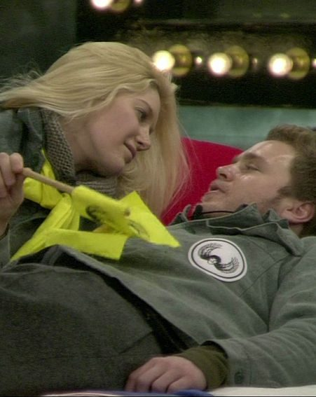 Celebrity Big Brother housemate Heidi Montag said husband Spencer Pratt is 'her everything'