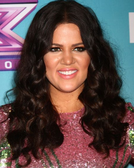 Khloe Kardashian said was criticised for the way she looked after losing 30 pounds a few years ago