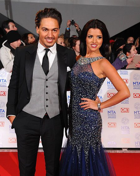 Mario Falcone prefers Lucy Mecklenburgh's dark hair