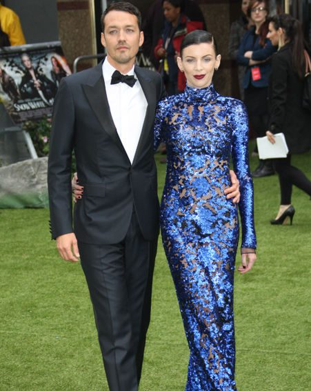 Liberty Ross filed divorce papers five months after Rupert Sanders was snapped kissing K-Stew