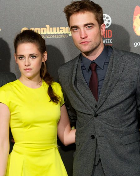 Twilight stars Kristen Stewart and Robert Pattinson have reportedly split for the second time