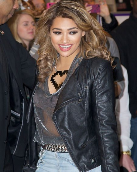 Vanessa White revealed The Saturdays poke fun at each other all the time