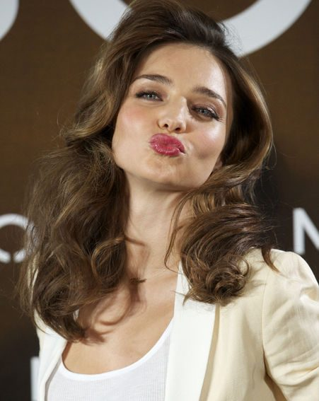 Does Miranda Kerr ever have an off day...like, ever?!