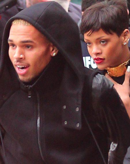 Rihanna's boyfriend Chris Brown wrote off his £126,000 Porsche super car