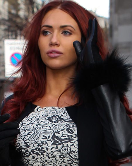 Amy Childs went to London Fashion Week 2013 to view the autumn and winter collection