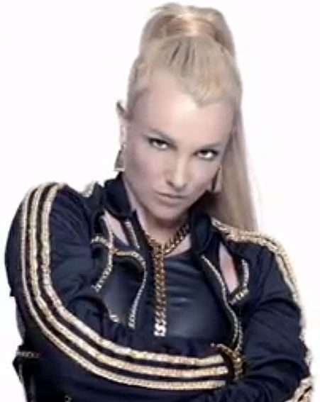 Britney Spears seems to have plenty of similarities to Tulisa in new video