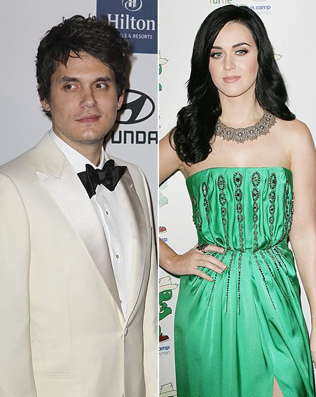 Katy Perry spotted with a ring on her engagement finger on Valentine's Day