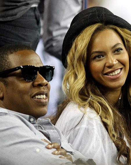 Beyonce also gushed how Jay-Z makes her the strong woman she is