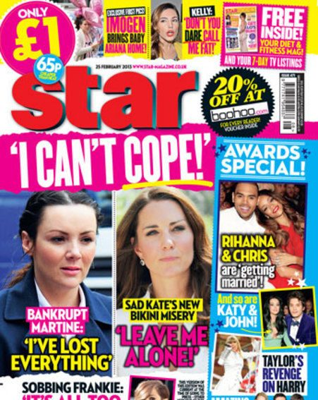 TOWIE's James Argent and Lydia Bright feature in this week's Star magazine