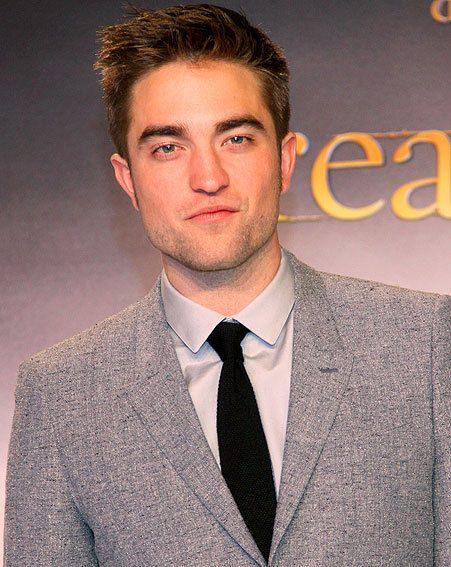 Robert Pattinson reveals he's a fan of the talent show X Factor
