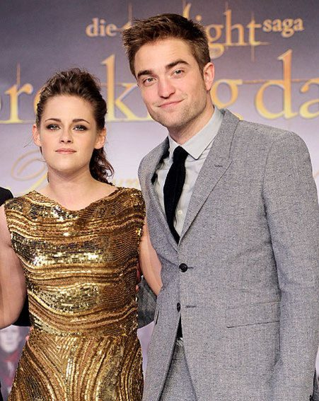 Kristen Stewart and Robert Pattison's Twilight wasn't popular at the Razzie Awards