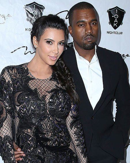 Kim Kardashian and Kanye West are reportedly expecting a little girl