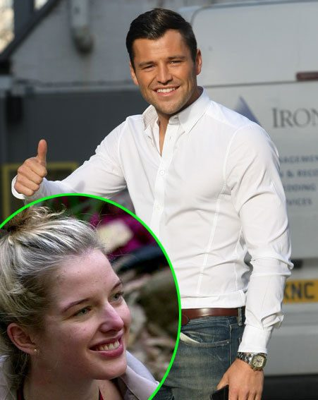 Mark Wright thinks Helen Flanagan is playing a game on I'm A Celebrity