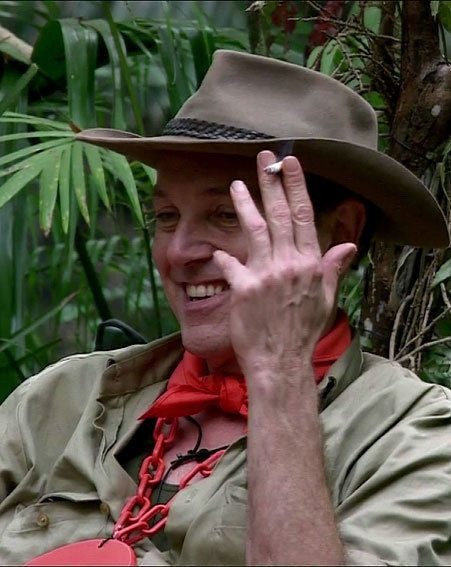 Brian Conley revealed why he left I'm A Celebrity on Daybreak this morning