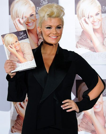 Kerry Katona opened up about her battle with drugs in this week's Star magazine