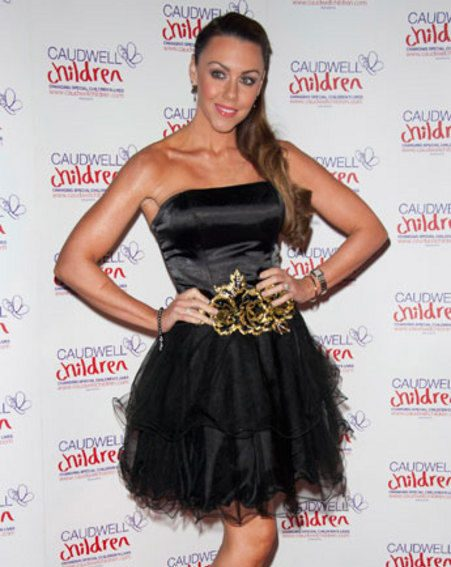 Michelle Heaton underwent a double mastectomy last week