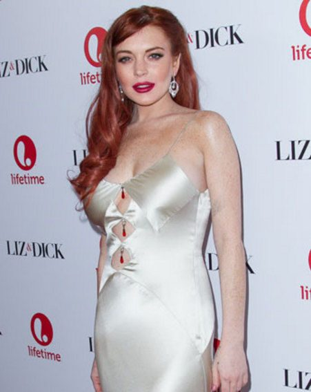 Lindsy Lohan was arrested in the early hours of this morning after fighting in a New York club