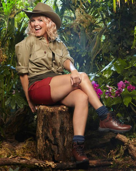 Charlie Brooks won I'm A Celebrity 2012 tonight, beating Ashley Roberts in the first all female fina