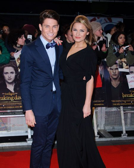 Joey Essex admitted he wants to propose to Sam Faiers