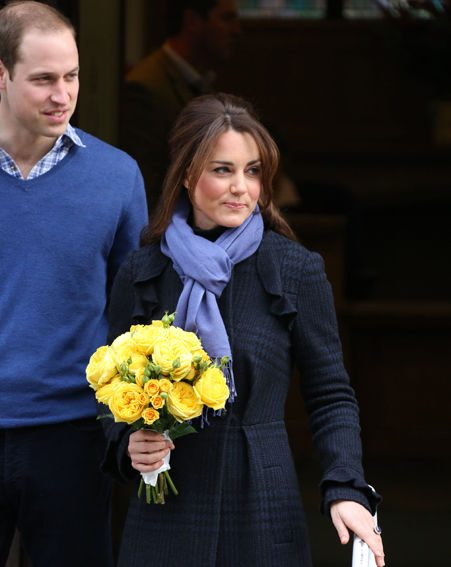 Kate Middleton was able to return home after spending three nights in hospital