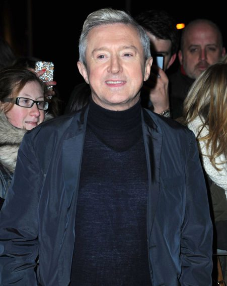 Louis Walsh doesn't think Christopher Maloney has got what it takes to be a star