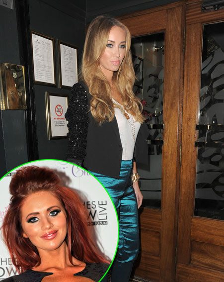 Lauren Pope explained that a TOWIE return for Amy Childs could be a bad idea