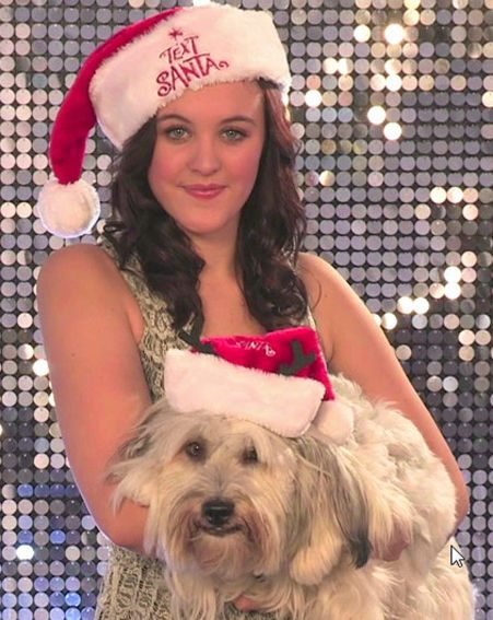 BGT winner Ashleigh teased talks are in the early stages for a Pudsey movie