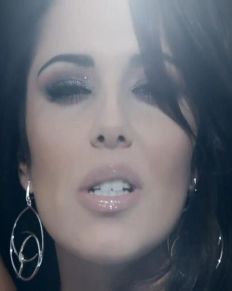 Cheryl Cole enlisted the help of Tre Holloway to film a raunchy video for new single Ghetto Baby