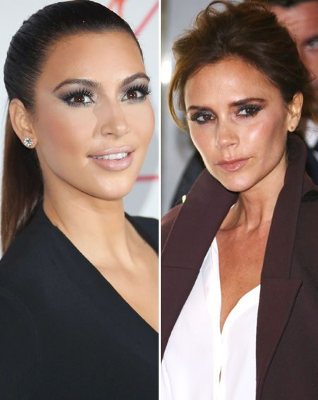 Kim Kardashian is reportedly a big fan on how Victoria Beckham dressed when she was pregnant
