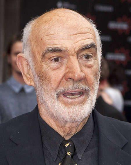 Sir Sean Connery is Am...