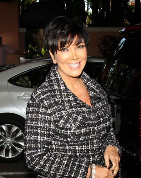 Kris Jenner split from ex husband Bruce Jenner in October last year